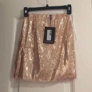 Pretty Little Thing Sequin Skirt 2